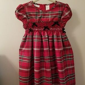 First Impressions Size 24 Month Holiday Dress